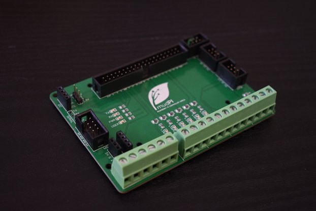 Controller Shield Raspberry Pi