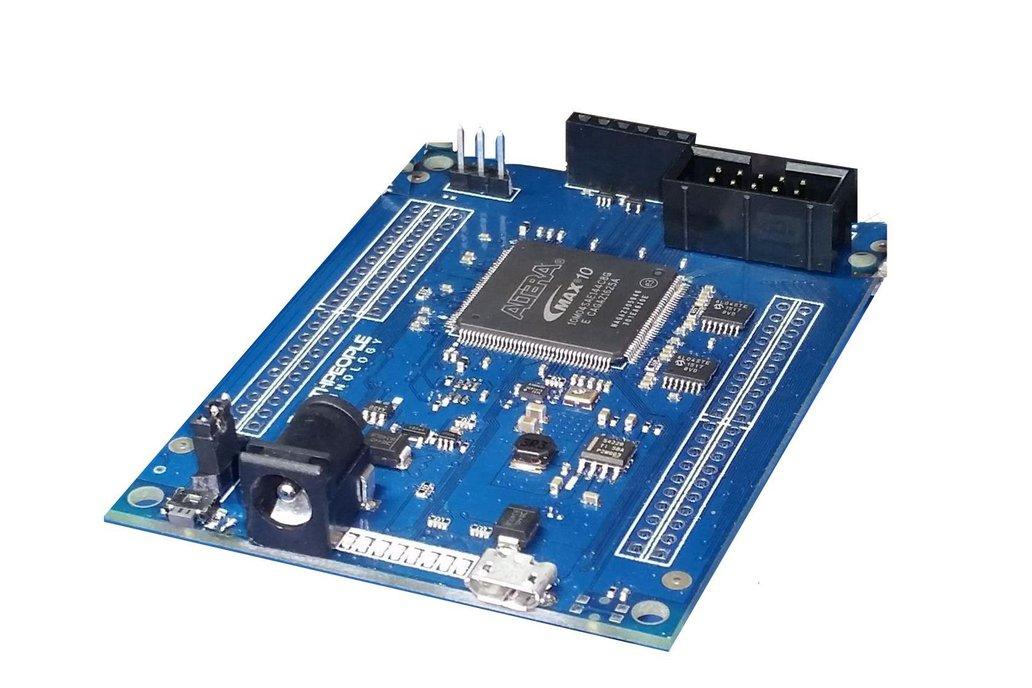 Altera Max10 FPGA Development Board - MaxProLogic 1