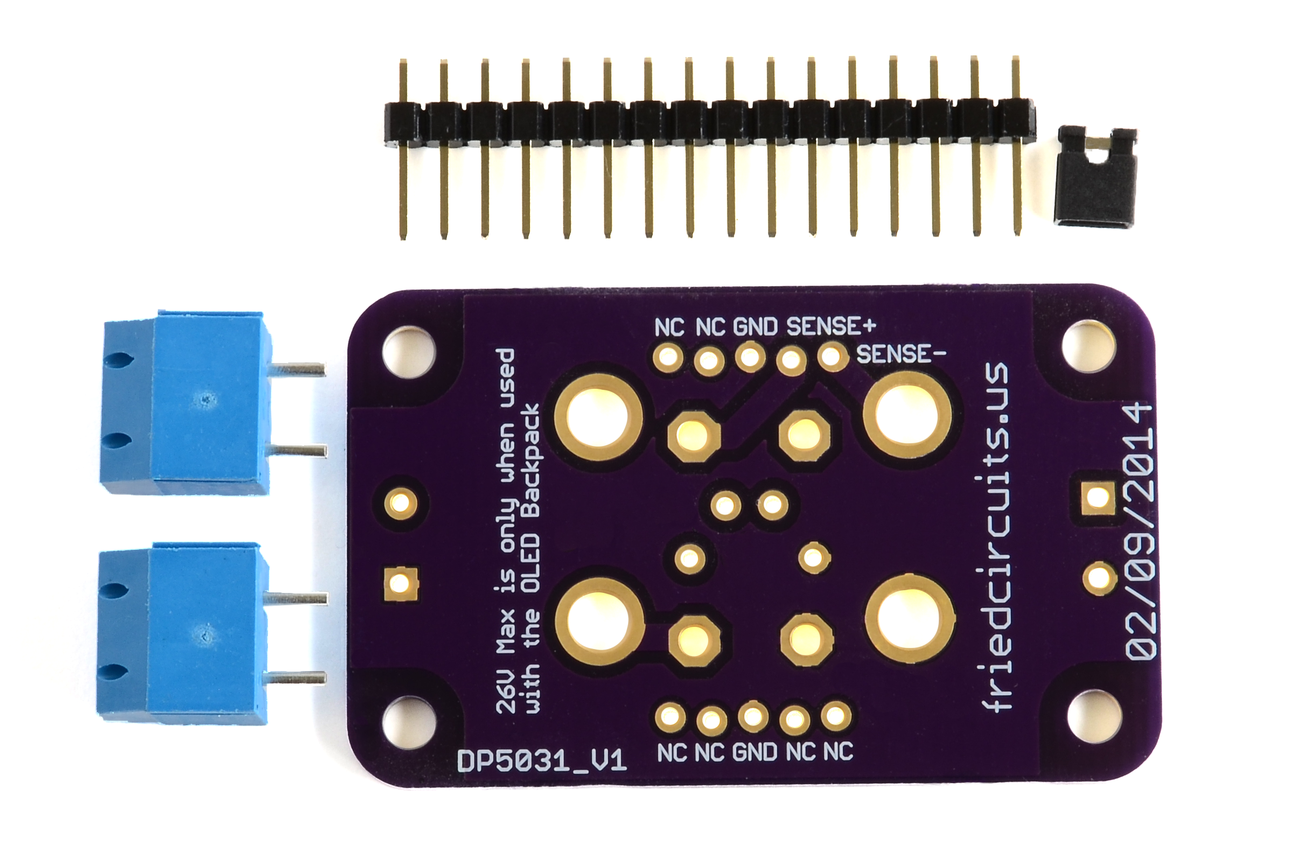 Va Tester From Friedcircuits On Tindie