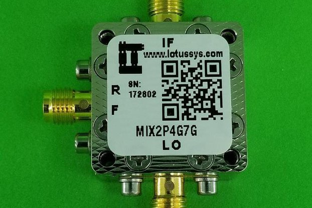 Frequency Mixer 2.4G - 7GHz RF (Passive)