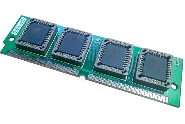MACSIMM - MAC SE/30 IIsi IIfx flash ROM SIMM