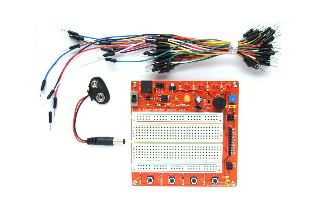 General purpose experimenter board for beginners 1
