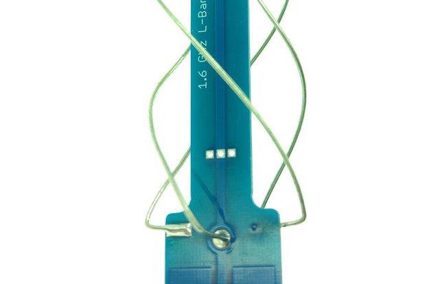 Diy Kit 1.6GHz 1.7GHz L-Band qfh-antenna