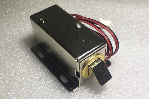Mini Cabinet Door Electric Lock 12V DC