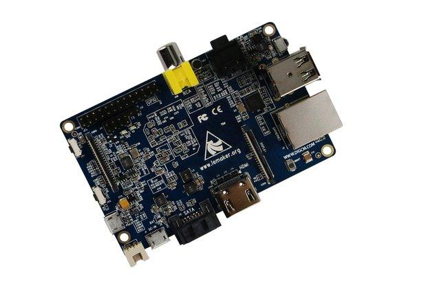 Banana Pi A20 Dual Core 1GB RAM Open-source  board