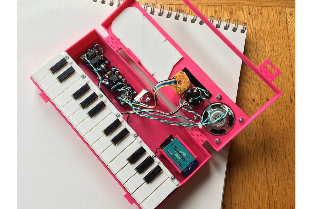 OKAY 2 Synth DIY Kit 5