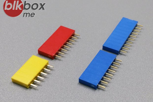 Rainbow Female Header for Arduino UNO R3