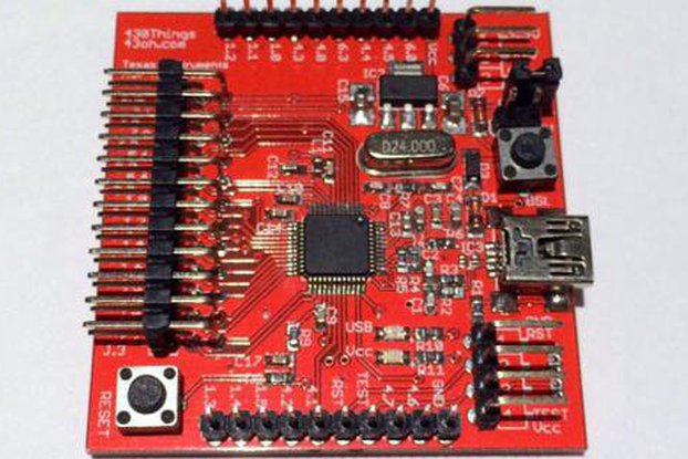 USB Development Board (PCB)