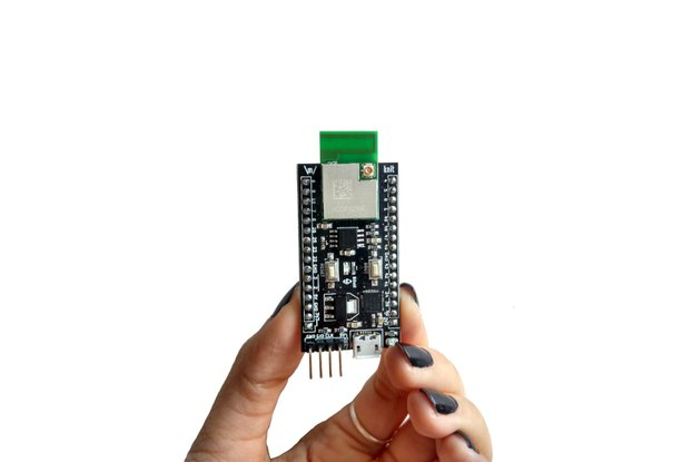 Makerville Knit - The professional WiFi board