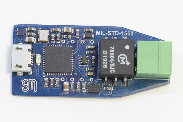MIL-STD-1553 Network Emulator