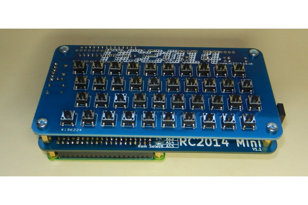 RC2014 Mini - Single Board Z80 Computer Kit 12