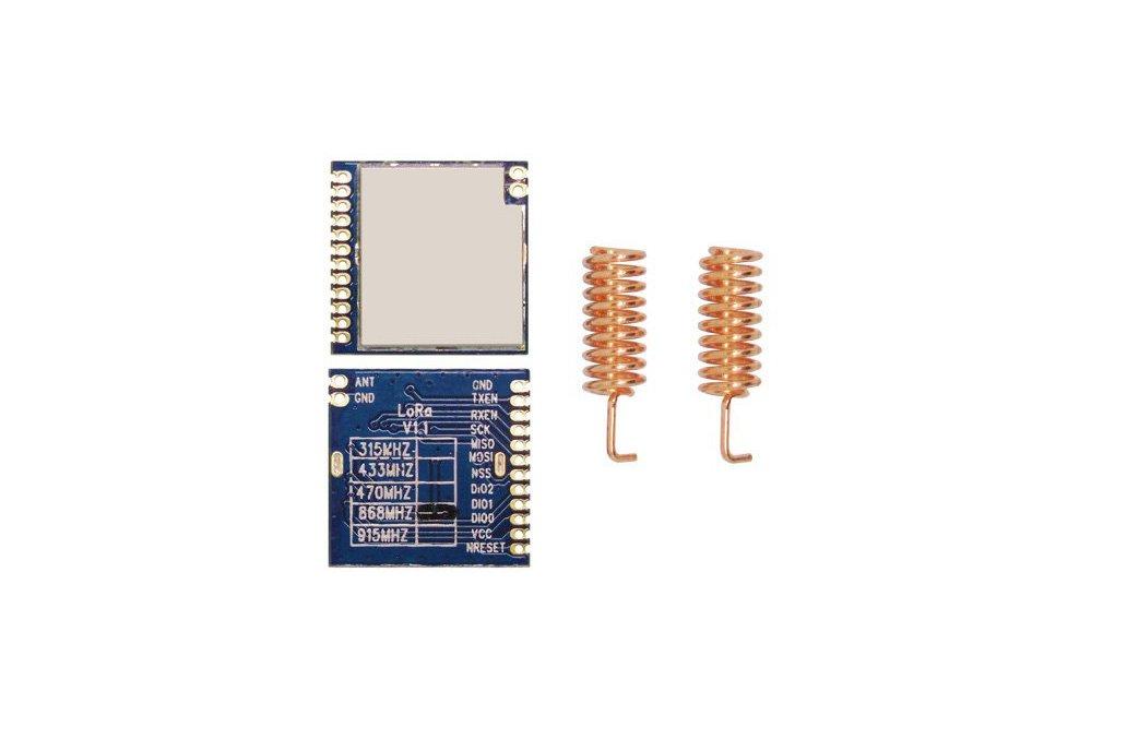 LoRa1276  868MHz/915MHz SX1276 20dBm RF Module  4