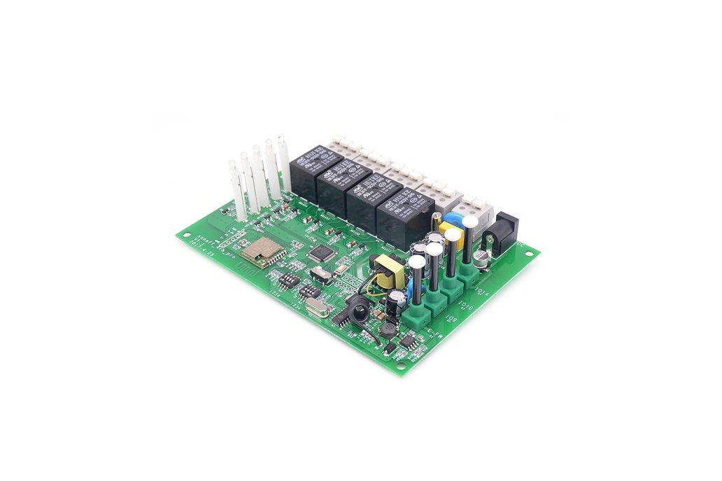 RF Inching/Self-Locking/Interlock Smart Home WIFI 1