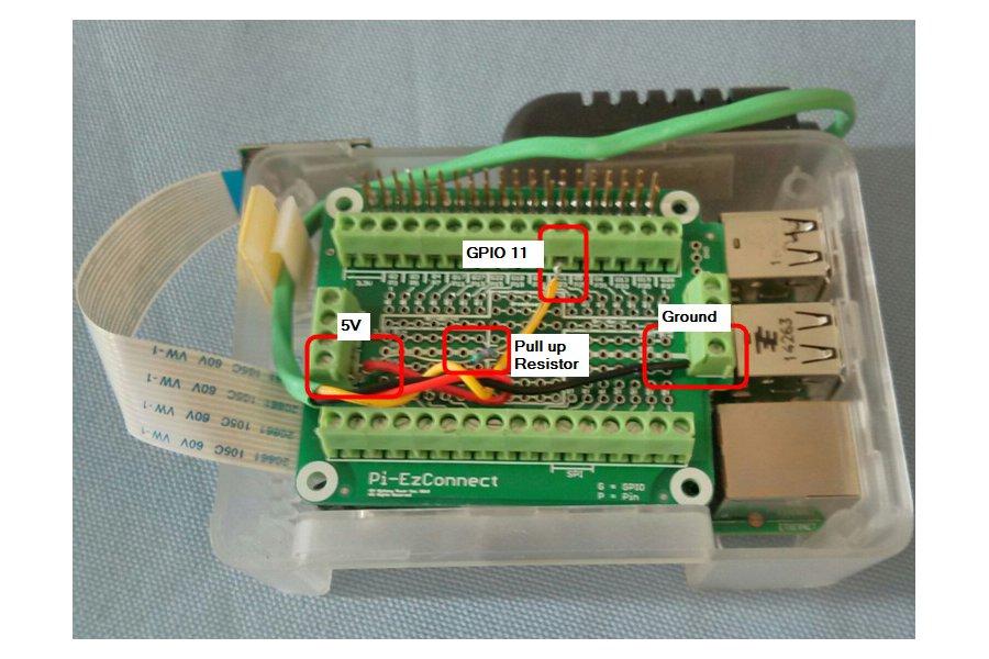 Pi-EzConnect - easy to connect Raspberry  PI GPIO