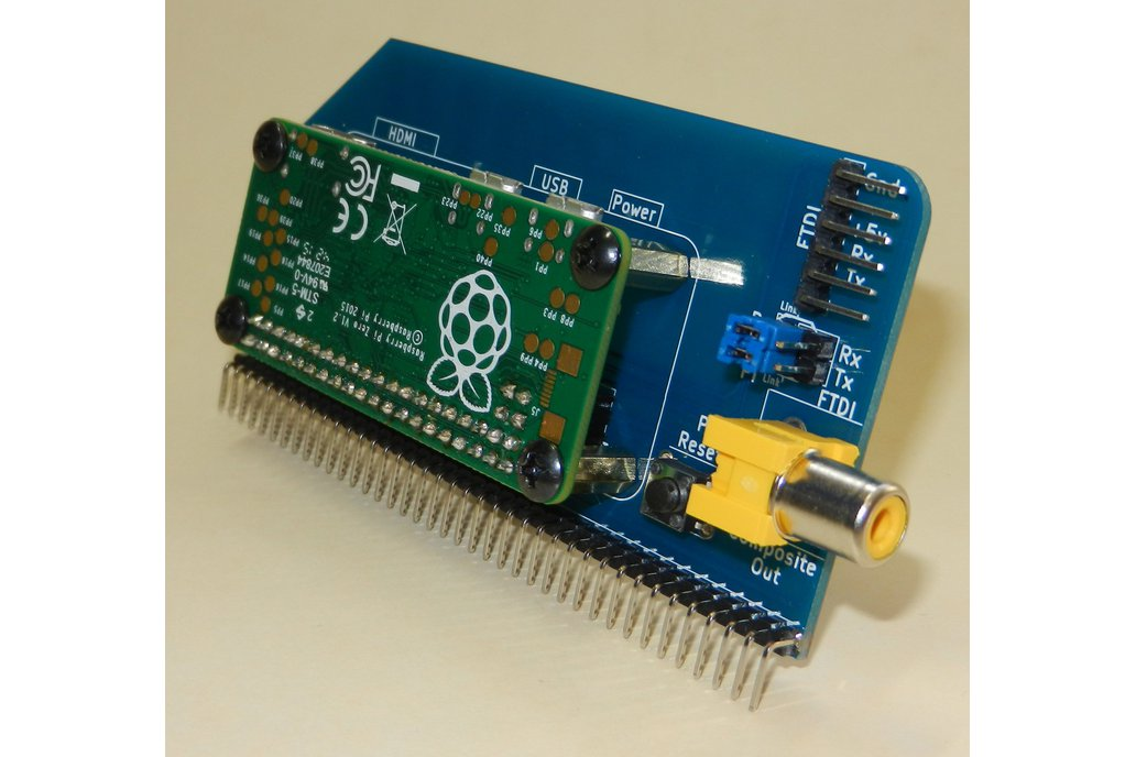 Raspberry Pi Zero Serial Terminal for RC2014 4