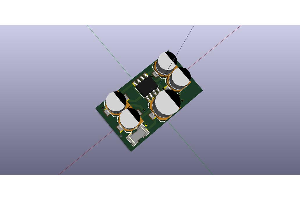 single voltage audio preamplifier 2