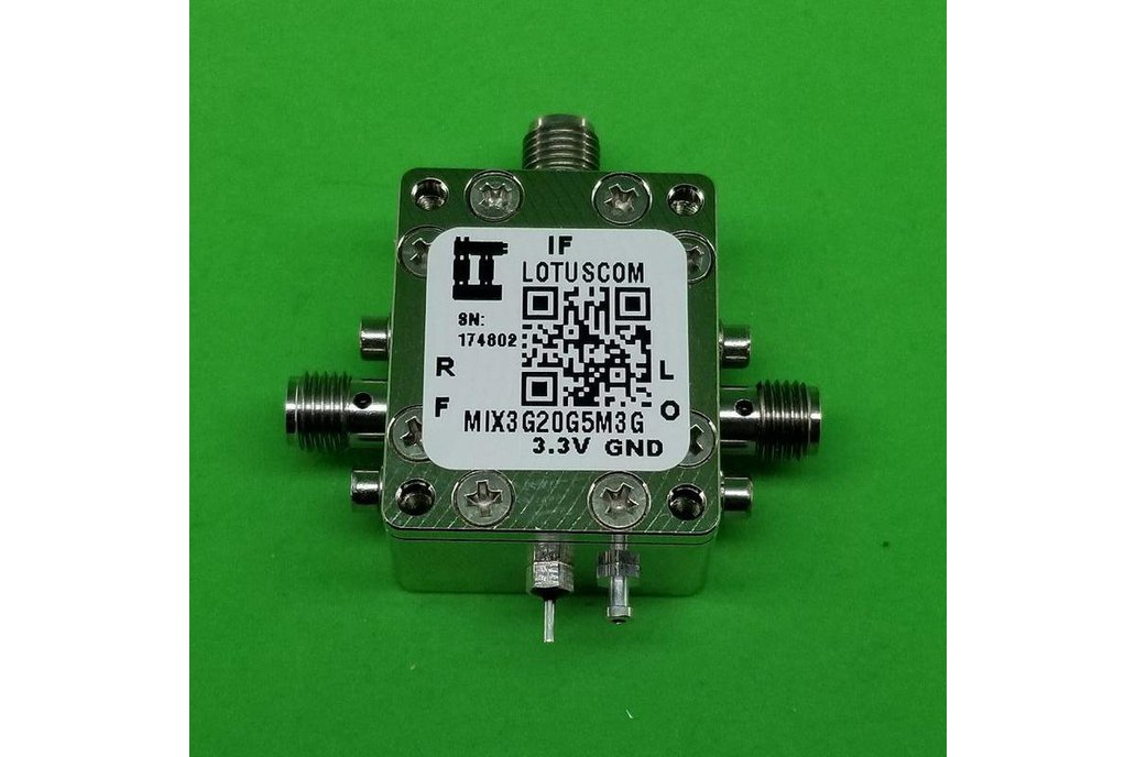 Frequency Mixer 3GHz to 20GHz RF (LTC5552) 1