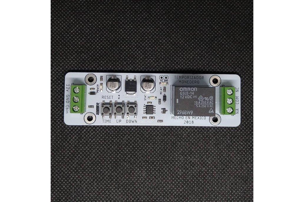 Timer module for vending machine 1