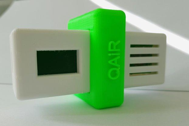 QAir - Connected air quality sensor - CO2