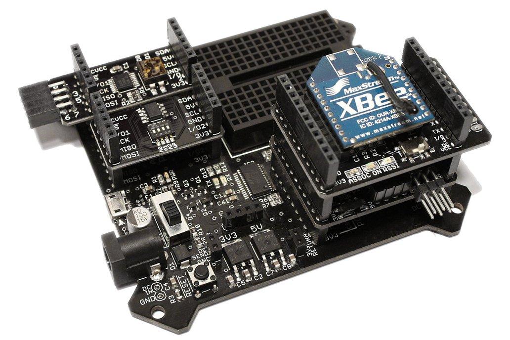 FRAM-X I2C Non-volatile, low power memory FRAM 2