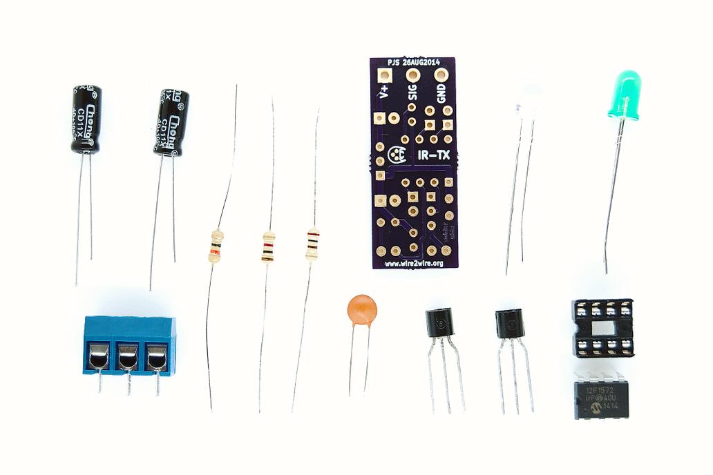 IR Transmitter Kit 1