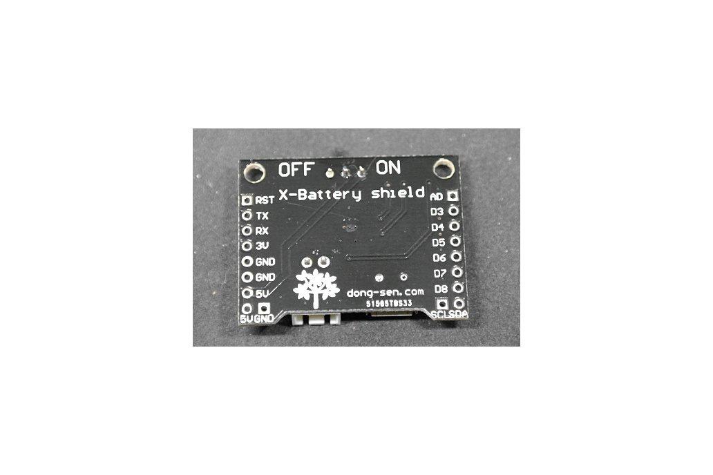 X-Battery Shield 2