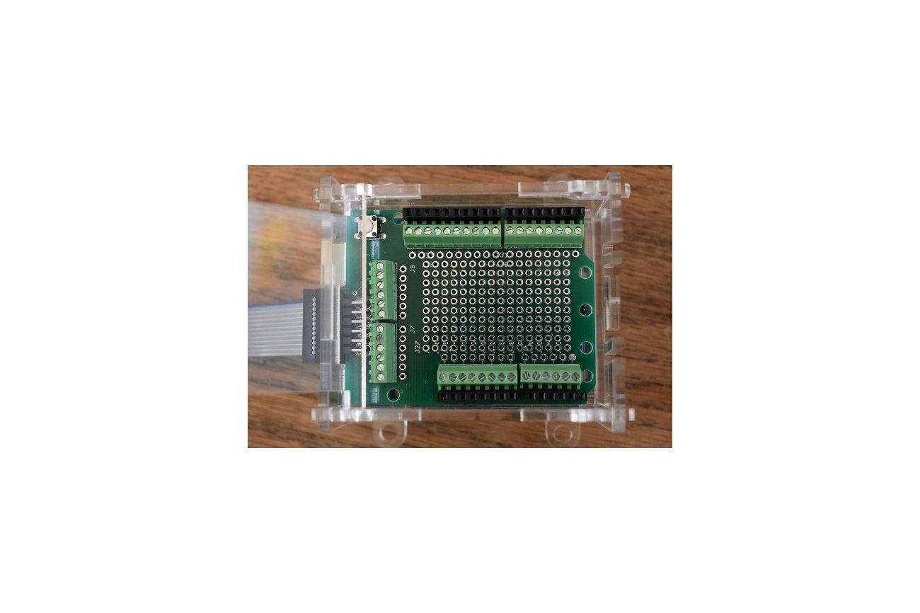 Connect and Contain Kit - Arduino Uno
