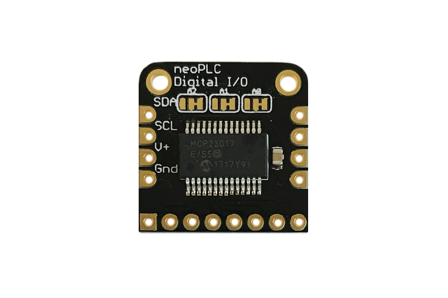 Digital Input/Output Expansion Board for Arduino