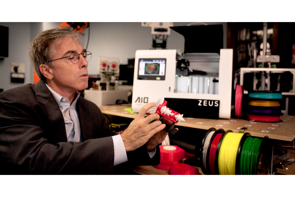 ZEUS 3D Printer/Editor/Scanner 3