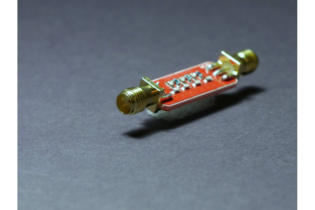 AIS Receive Band Pass Filter at 162 MHz 1