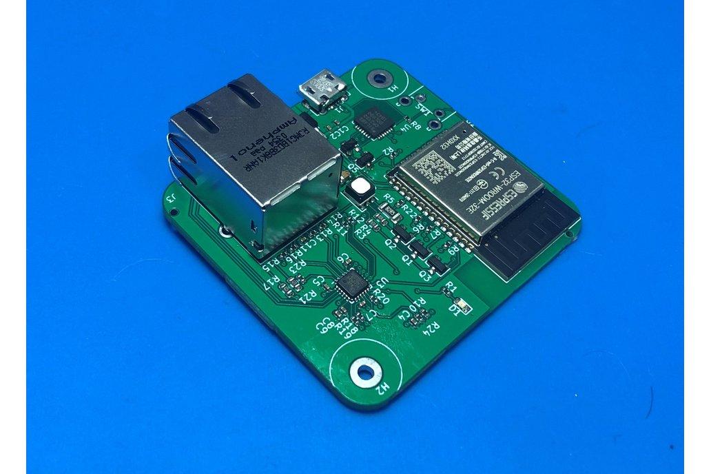 ESP32 Ethernet Board 1