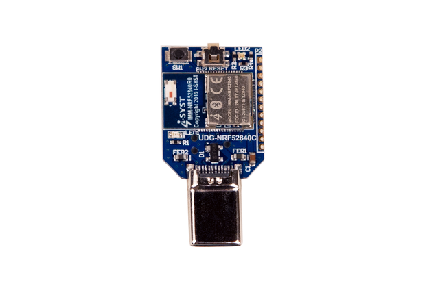 nRF52840 Bluetooth 5 USB Type-C Dongle