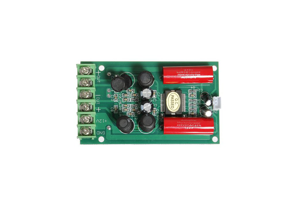 Fully Finished Tested PCB Power Digital Amplifier Board 2x15W 1