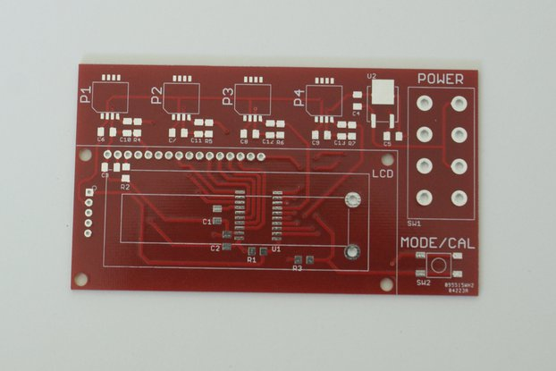 Digital Vacuum Gauge - PCB