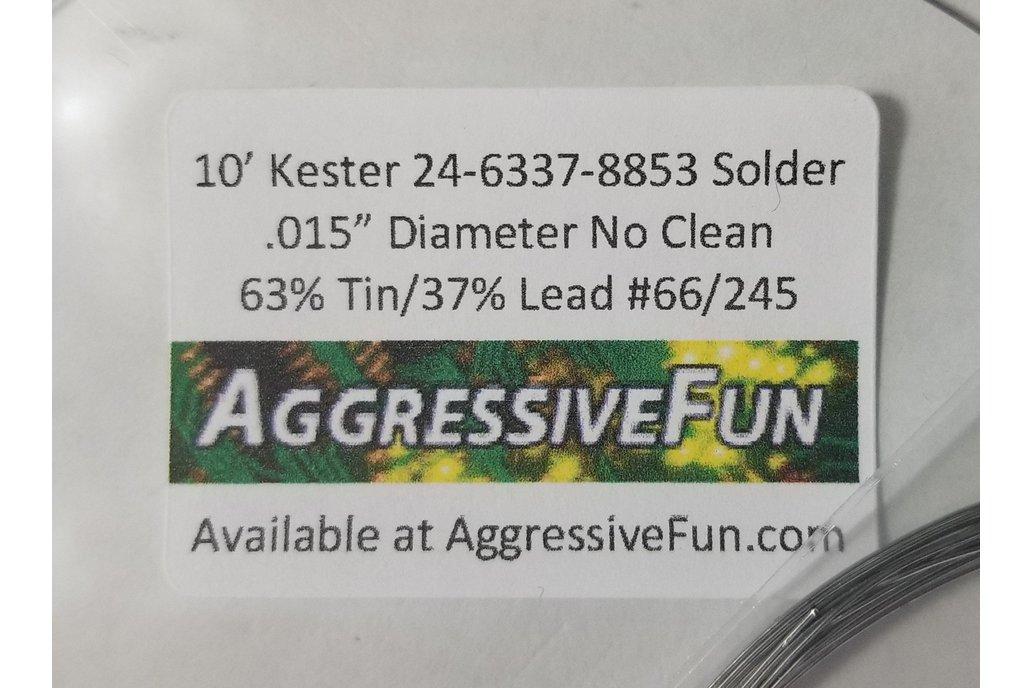 No Clean Flux Kester Solder Assortment 5 Types PCB