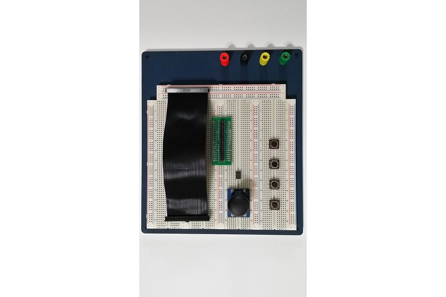 Terasic DE CPLD FPGA Expansion Kit Assembled