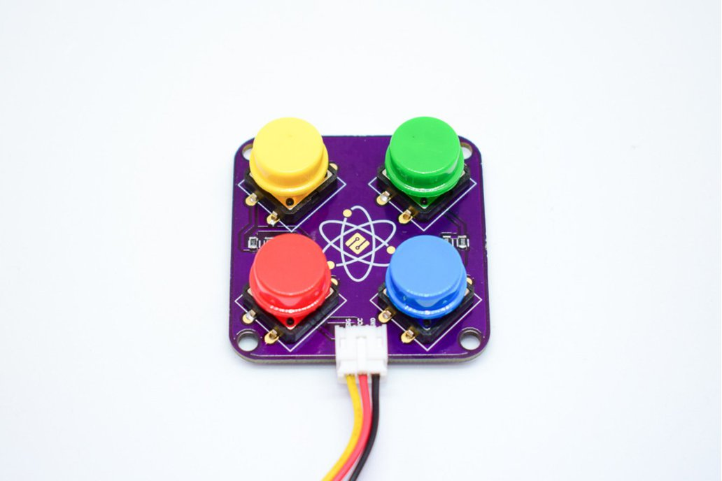 Frizzy Keypad Atom 1