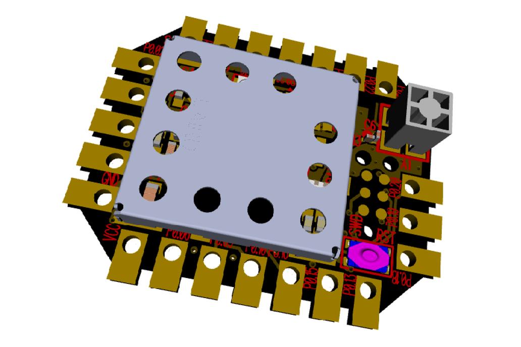 3dB BLE Bluetooth Flex Module 2