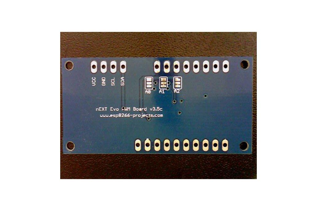 16Channel 12bit PWM I²C  LED/Servo Driver- PCA9685 2