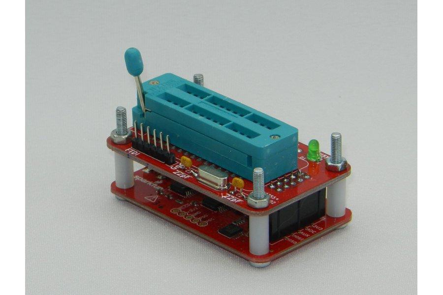 ATMEGA328 Programmer for Bus Pirate 3.6