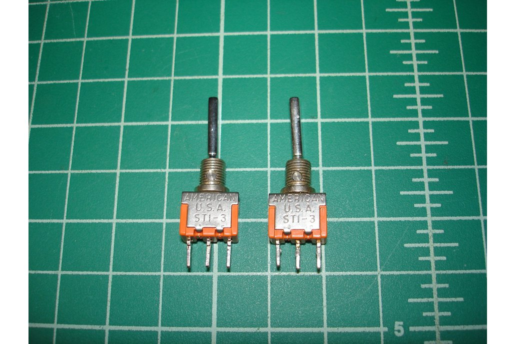 American STI-3 Momentary Switch for Altair 8800B 3