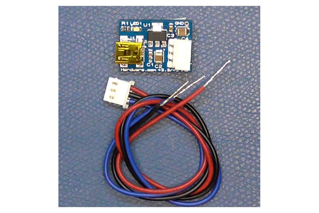 3.3V Power Supply from USB 1