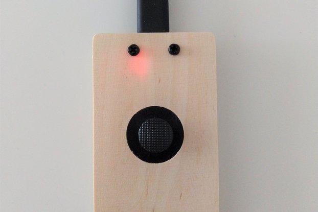 Wooden Thumbstick usb Scroller, Thumbstick browser