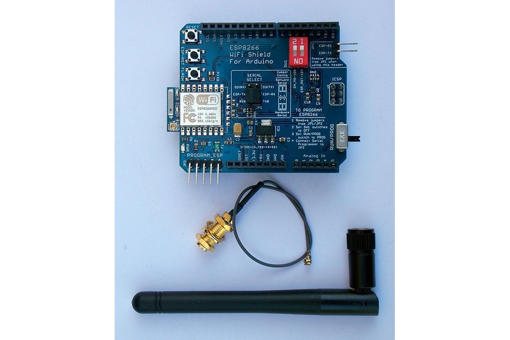 WiFi Shield for Arduino 1