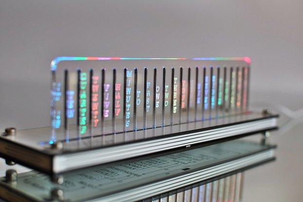 Word Clock / Binary Clock / LED Clock / NIXIE