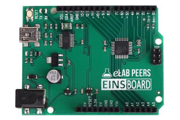 eLab Peers Einsboard
