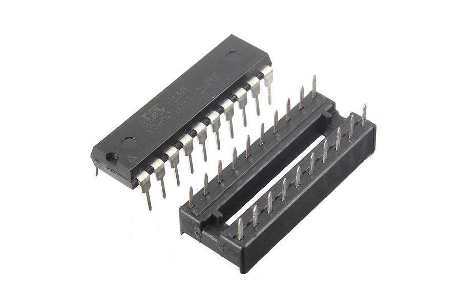 Digital LED Electronic Clock DIY Kit