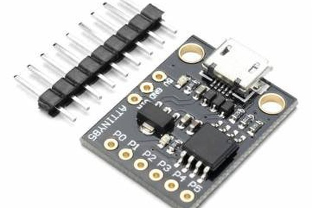 ATtiny85 development board for Arduino