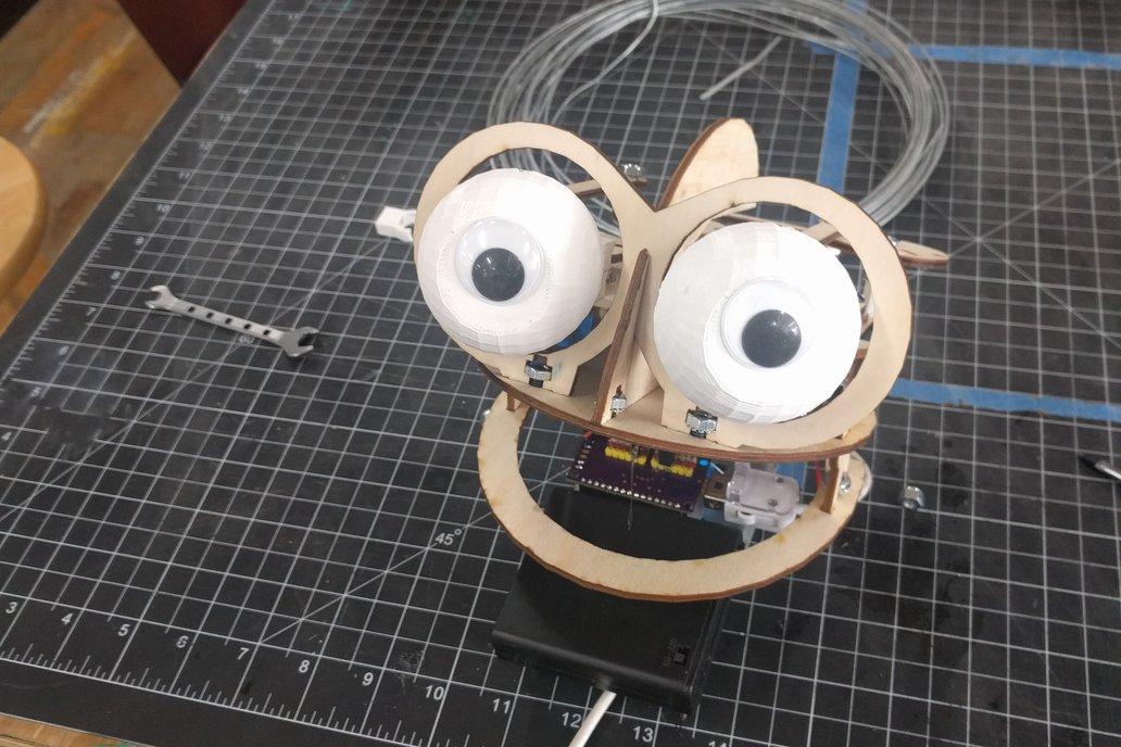 Open Animatronics Kit - Creature Head 1