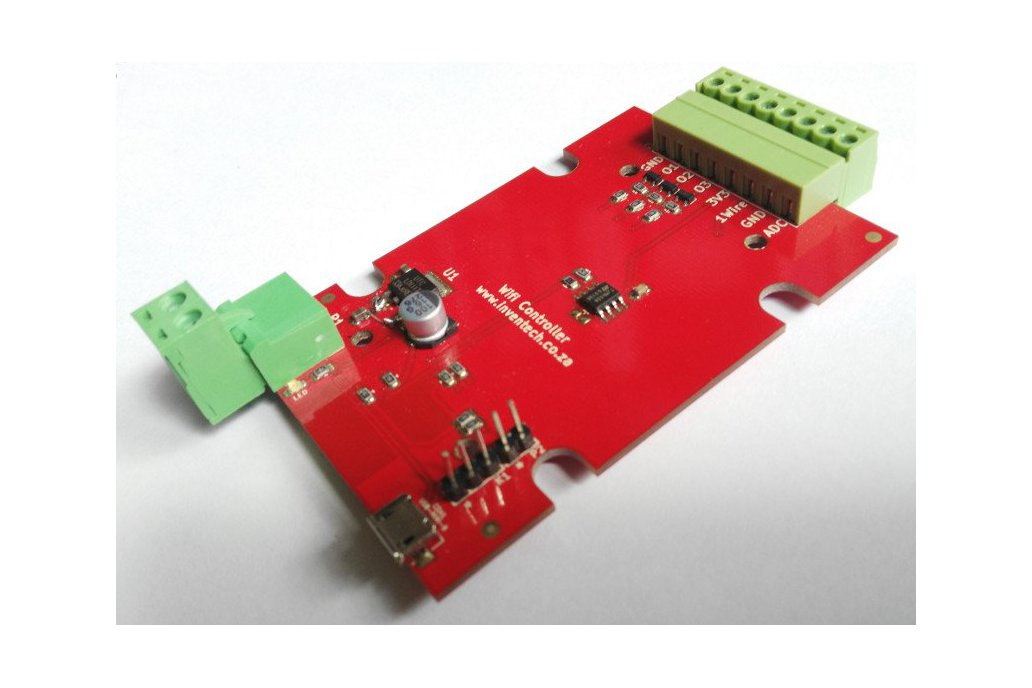 ESP8266 Multi-purpose Controller 1